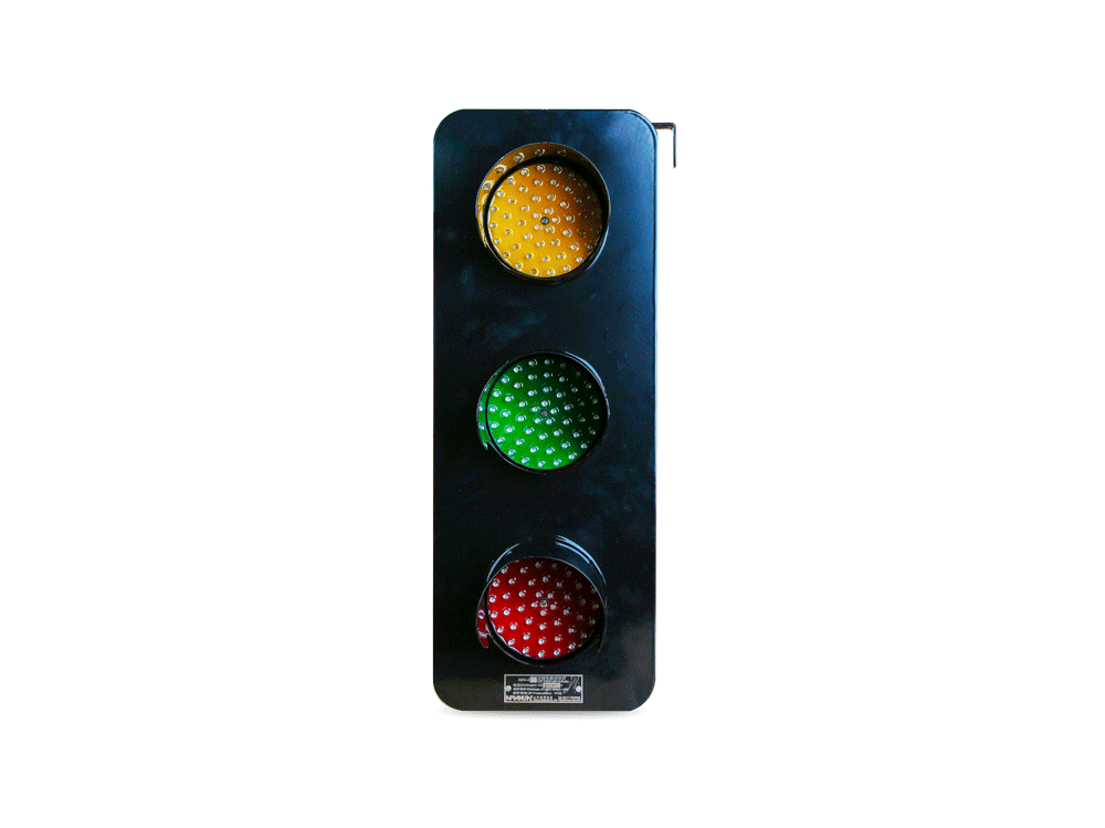 Industrial Traffic Light